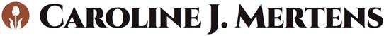Caroline J. Mertens Logo